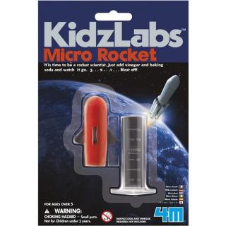 Obrázek 1 produktu KidzLabs Mikro raketa