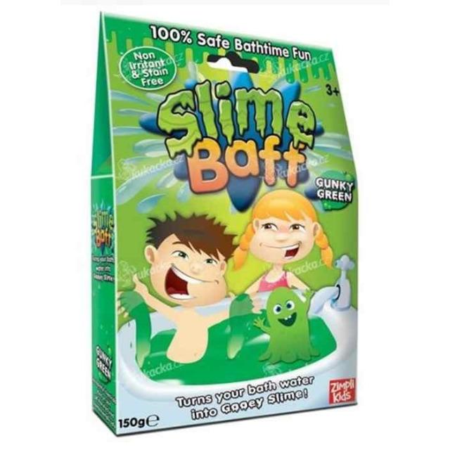 Obrázek produktu Slime Baff Vana plná slizu zelená