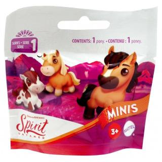 Obrázek 1 produktu Spirit Rozkošní poníci sběratelská edice série 1, Mattel GXF73
