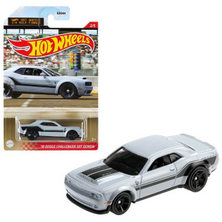 Obrázek 1 produktu Hot Wheels Angličák 1/4 Mile Finals 18 Dodge Challenger SRT Demon Mattel GRP29