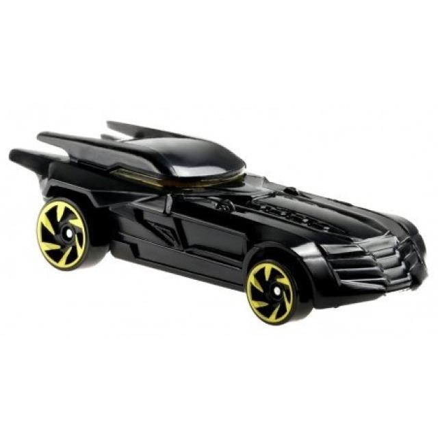 Obrázek produktu Hot Wheels Angličák Batman Batmobile Mattel GRP61