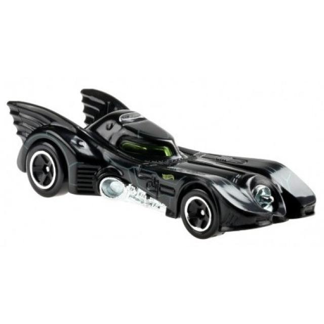 Obrázek produktu Hot Wheels Angličák Batman 1989 Batmobile Mattel GRP62
