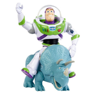 Obrázek 1 produktu Mattel TOY STORY 25 let Buzz Rakeťák a Trixie, GJH80