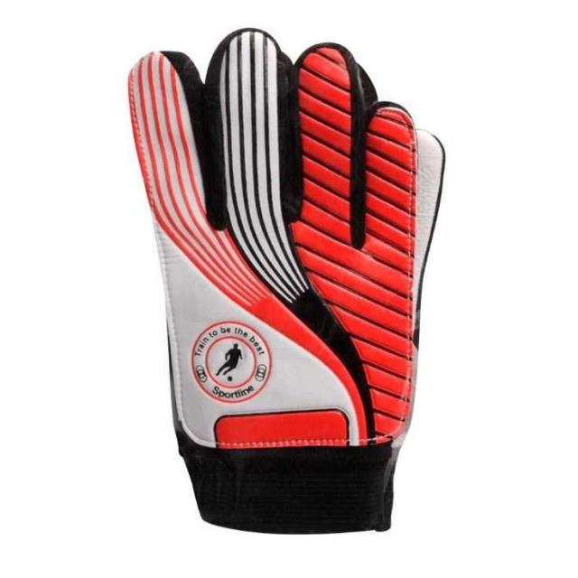 Obrázek produktu Rukavice pro fotbalového brankáře červené S
