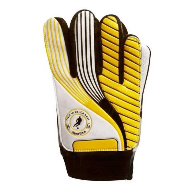 Obrázek produktu Rukavice pro fotbalového brankáře žluté L
