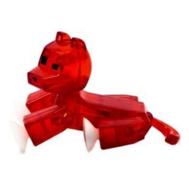Obrázek produktu EP line Stikbot zvířátko Stikpes červený