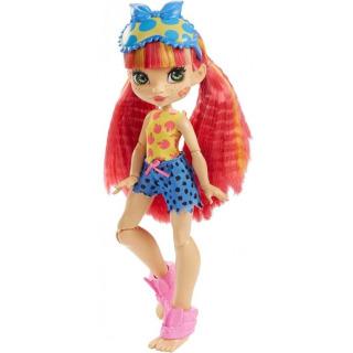 Obrázek 1 produktu Mattel CAVE CLUB Přespání u přátel Emberly, GTH01