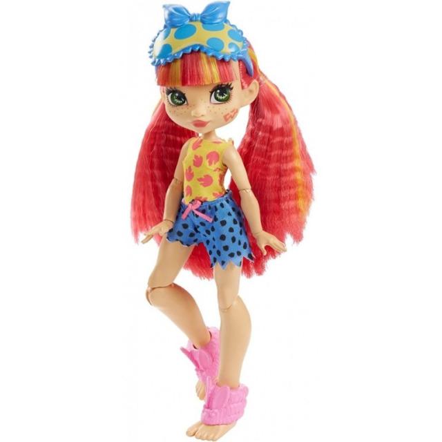 Obrázek produktu Mattel CAVE CLUB Přespání u přátel Emberly, GTH01