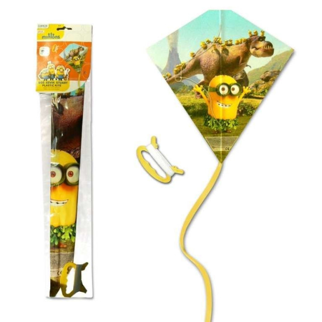 Obrázek produktu HM Studio Drak plastový Mimoni 58,5 x 56 cm