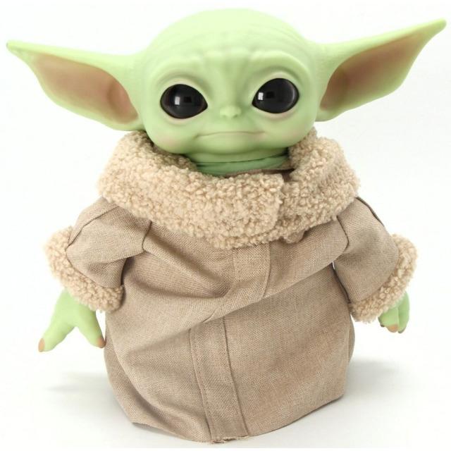 Obrázek produktu Star Wars Baby Yoda, Mattel GWD85