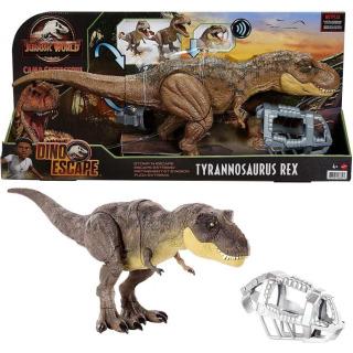 Obrázek 1 produktu Jurský svět Dino útěk TYRANNOSAURUS REX, Mattel GWD67