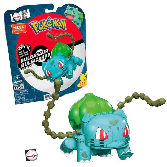 Obrázek produktu Mega Construx Pokémon Bulbasaur