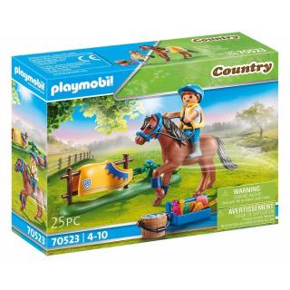 Obrázek 1 produktu Playmobil 70523 Velšský poník