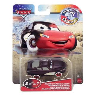 Obrázek 1 produktu Mattel Cars Color Changers Podzimní edice Flash McQueen Sport, GYM70
