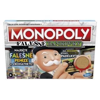 Obrázek 1 produktu Monopoly Falešné bankovky, Hasbro F2674