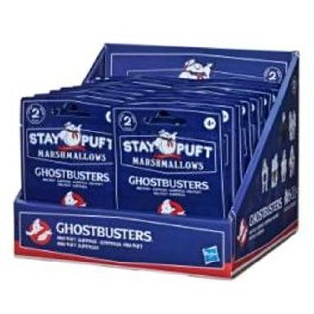Obrázek produktu Ghostbusters Marshmallows - sáček s překvapením, Hasbro E9982