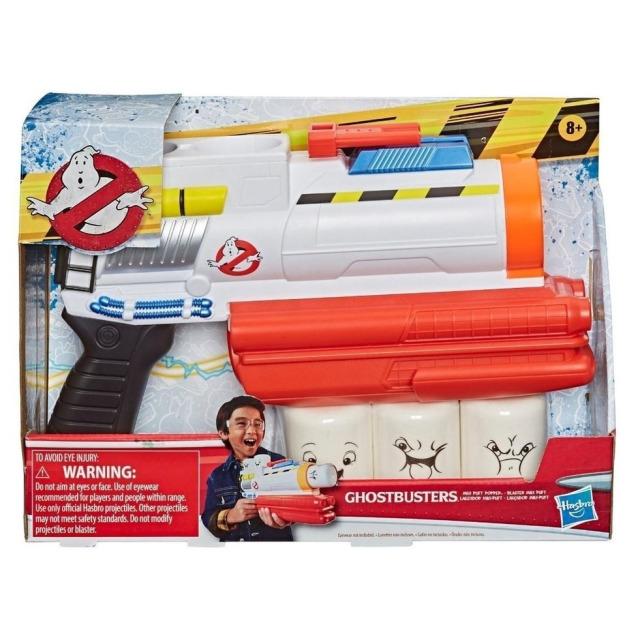 Obrázek produktu Ghostbusters Marshmallow blaster se 3 projektily, Hasbro E9610