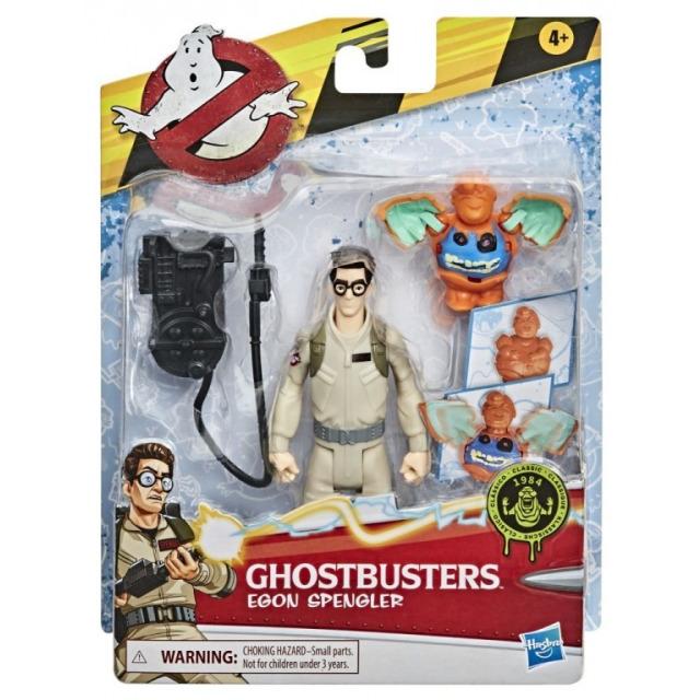 Obrázek produktu Akční retro figurka Ghostbusters 13cm Egon Spengler, Hasbro E9761