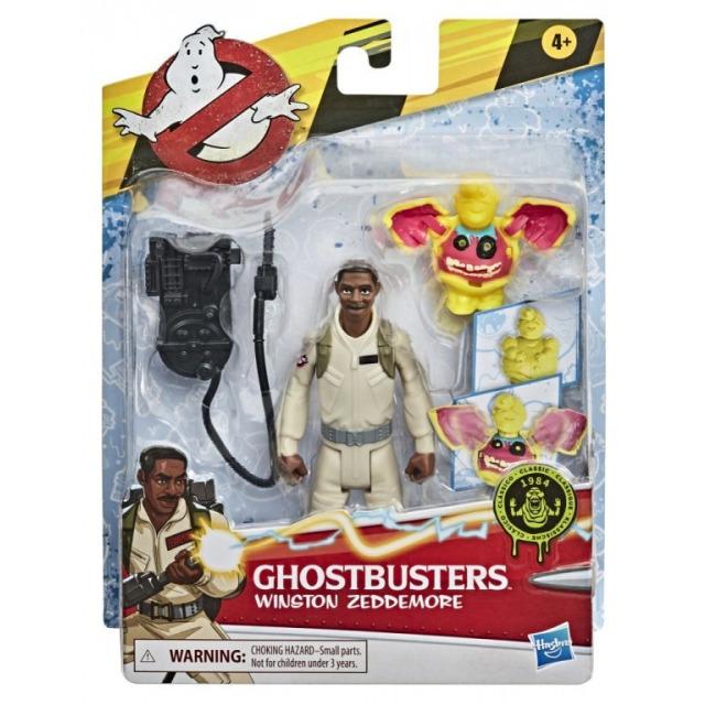 Obrázek produktu Akční retro figurka Ghostbusters 13cm Winston Zeddemore, Hasbro E9767