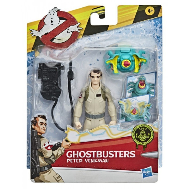 Obrázek produktu Akční retro figurka Ghostbusters 13cm Peter Venkman, Hasbro E9766