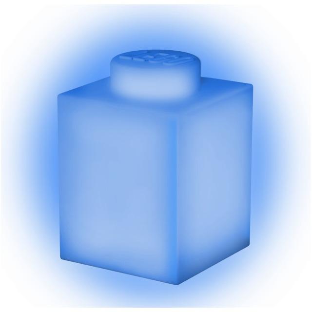 Obrázek produktu LEGO Classic Silikonová kostka noční světlo - modrá