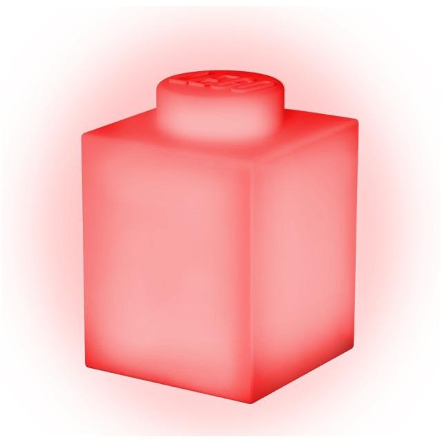 Obrázek produktu LEGO Classic Silikonová kostka noční světlo - červená