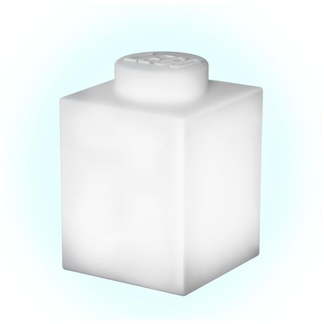 Obrázek produktu LEGO Classic Silikonová kostka noční světlo - bílá
