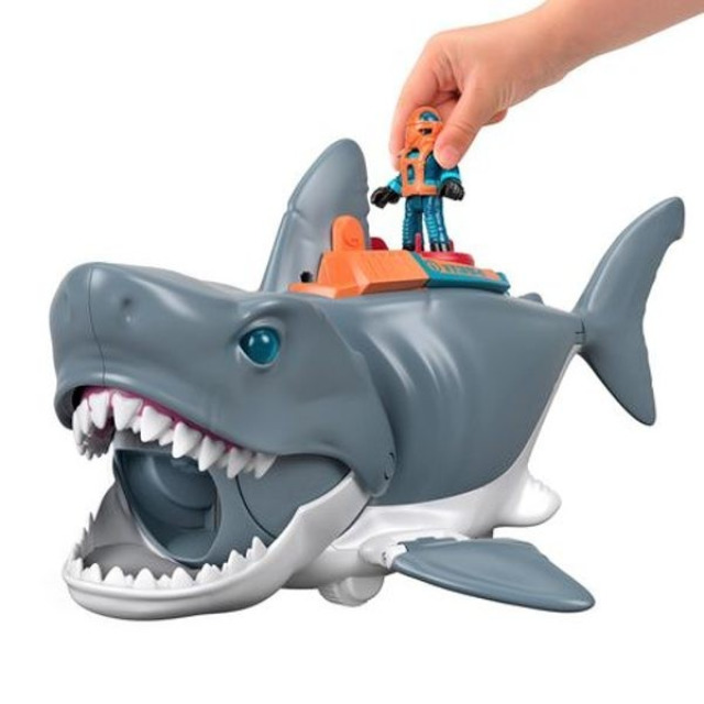 Obrázek produktu Fisher Price Imaginext Útok mega žraloka, Mattel GKG77