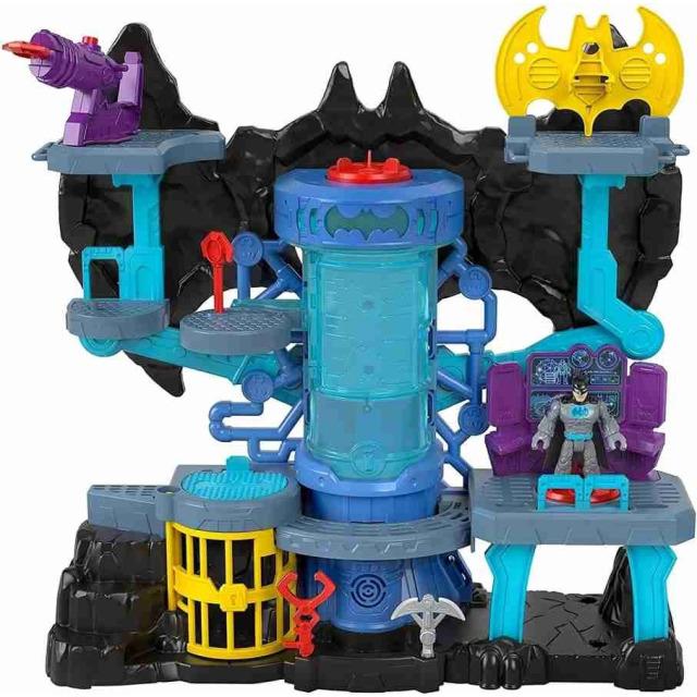 Obrázek produktu Fisher Price Imaginext DC Vězení v Gotham City, Mattel GYV24