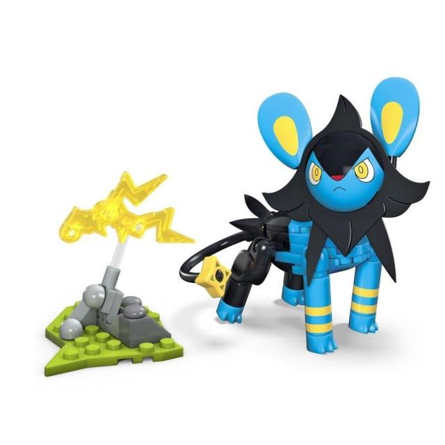 Obrázek produktu Mega Construx Pokémon Luxio, Mattel GMD36