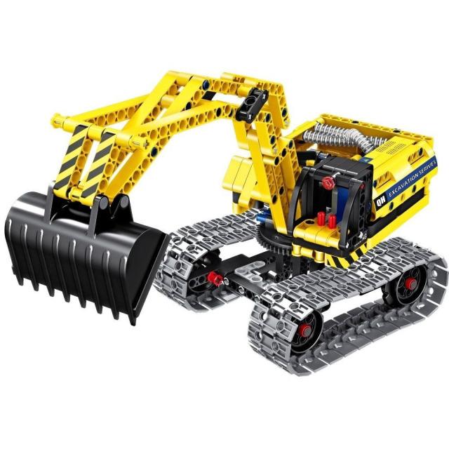 Obrázek produktu Tech Bricks 6801 Mechanical Master Bagr 342 dílků
