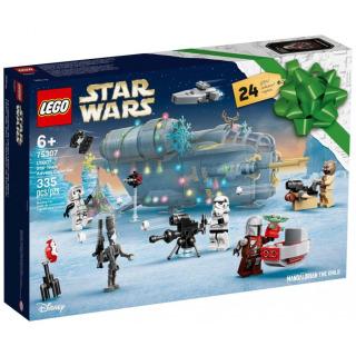Obrázek 1 produktu LEGO Star Wars 75307 Adventní kalendář