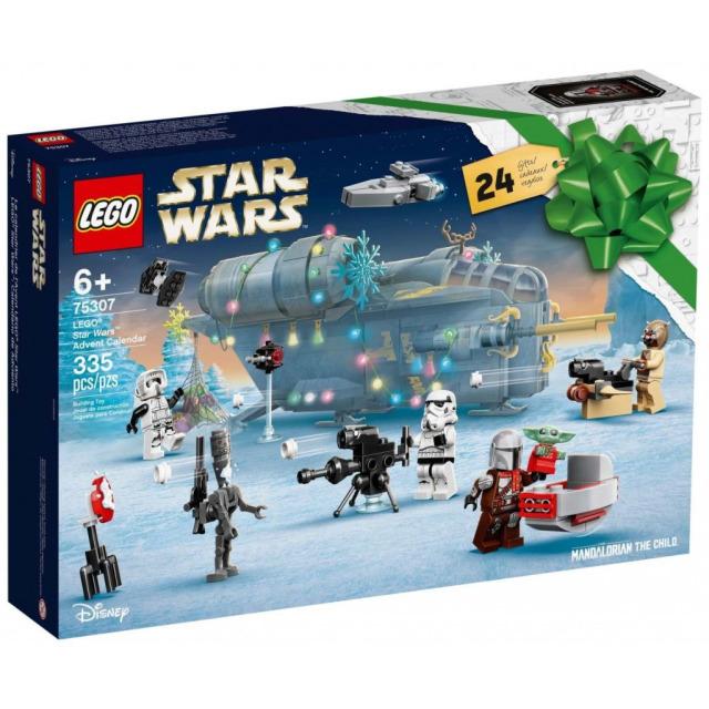 Obrázek produktu LEGO Star Wars 75307 Adventní kalendář