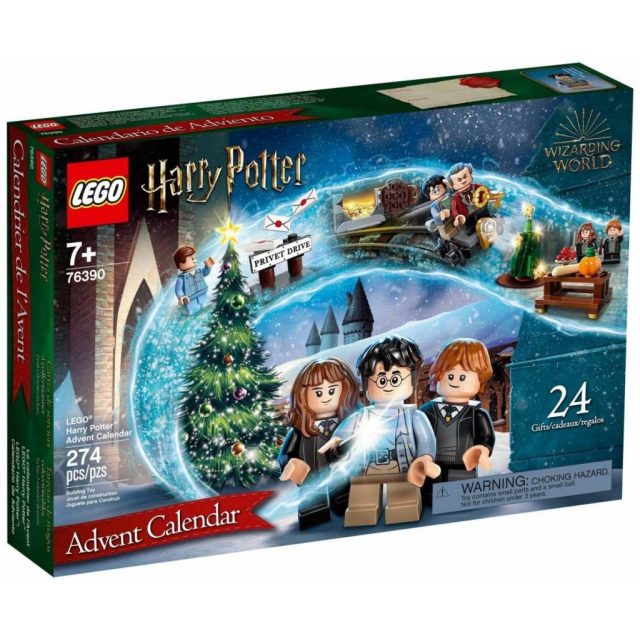 Obrázek produktu LEGO Harry Potter 76390 Adventní kalendář