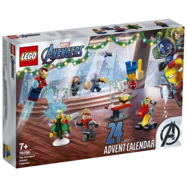 Obrázek produktu LEGO Marvel 76196 Adventní kalendář Avengers