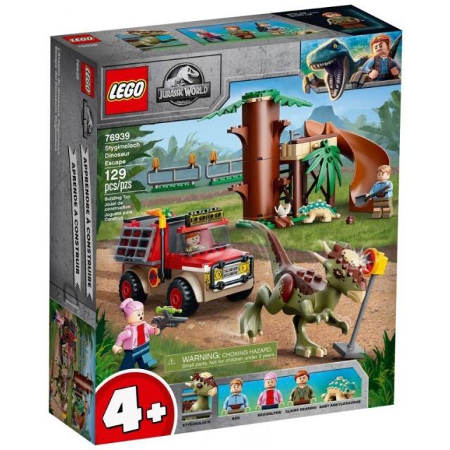 Obrázek produktu LEGO Jurassic World 76939 Útěk dinosaura stygimolocha