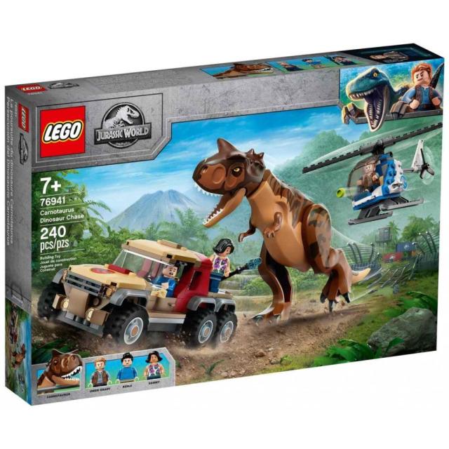 Obrázek produktu LEGO Jurassic World 76941 Hon na carnotaura