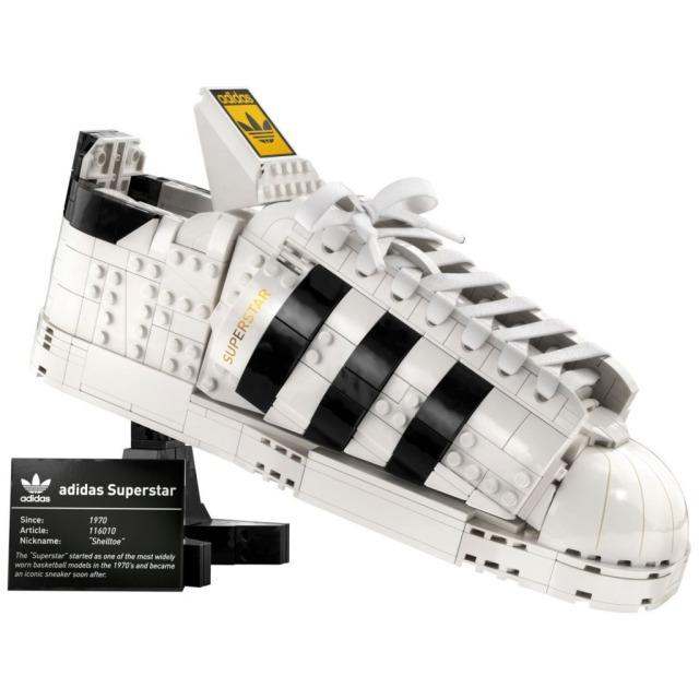 Obrázek produktu LEGO Creator Expert 10282 Adidas Originals Superstar