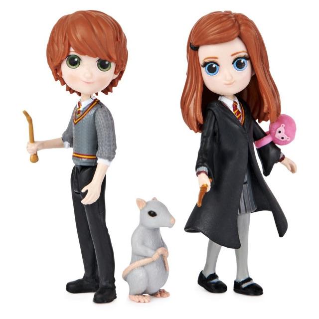Obrázek produktu Spin Master Harry Potter Trojbalení přátel RON, GINNY, ARNOLD A PRAŠIVKA