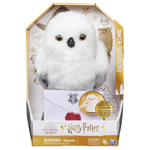 Obrázek produktu Spin Master Harry Potter Interaktivní sova Hedvika
