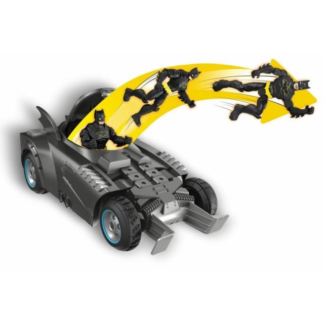 Obrázek produktu Spin Master RC Batmobil s figurkou a katapultem