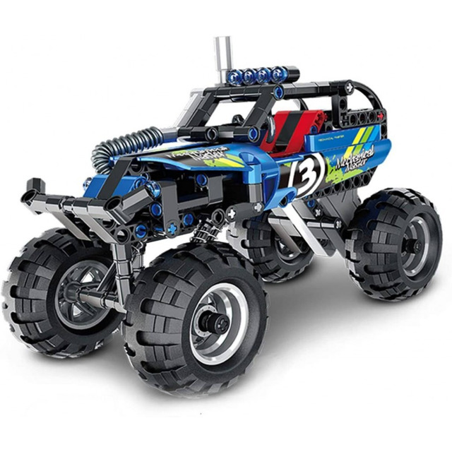 Obrázek produktu Tech Bricks 5803 Mechanical Master Monster Truck 193 dílků