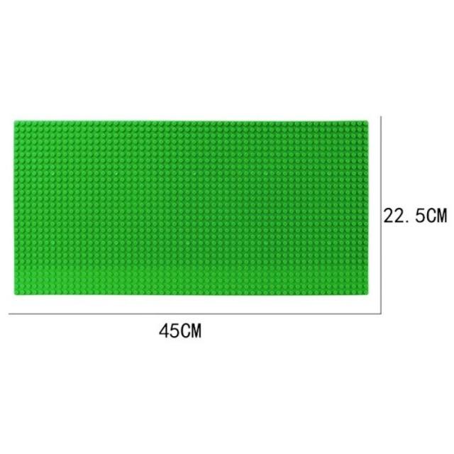 Obrázek produktu Tech Bricks 3710 Podložka 45 x 23cm zelená