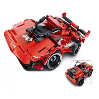 Obrázek 1 produktu Tech Bricks 8025 Mechanical Master RC Formule 341 dílků