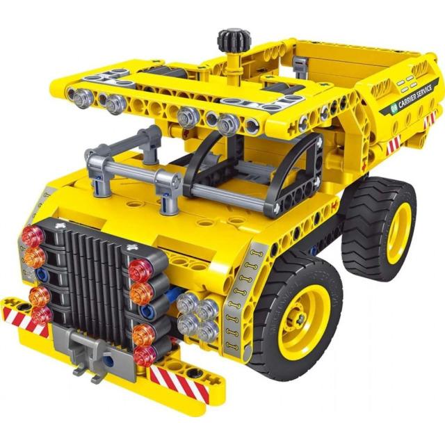 Obrázek produktu Tech Bricks 6802 Mechanical Master Dumper 361 dílků