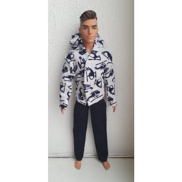 Obrázek produktu LOVEDOLLS Černé kalhoty pro Kena