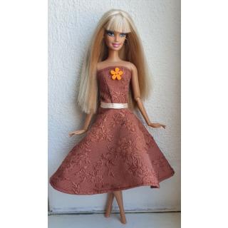 Obrázek 1 produktu LOVEDOLLS Cihlové kruhové šaty midi