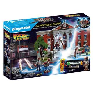 Obrázek 1 produktu Playmobil 70574 Adventní kalendář Back to the Future