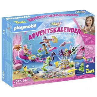 Obrázek 1 produktu Playmobil 70777 Adventní kalendář Zábava ve vodě - Mořské panny