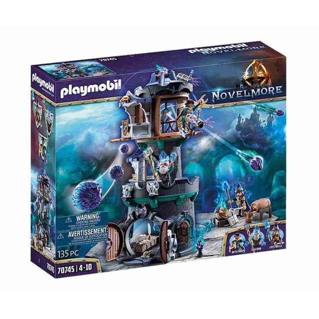 Obrázek produktu Playmobil 70745 Novelmore violet Vale Čarodějova věž